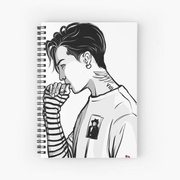 G-Dragon  Spiral Notebook