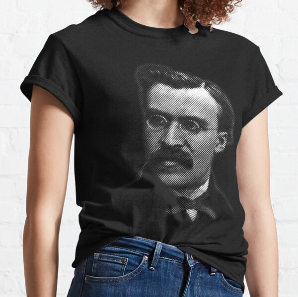 Friedrich Nietzsche Classic T-Shirt