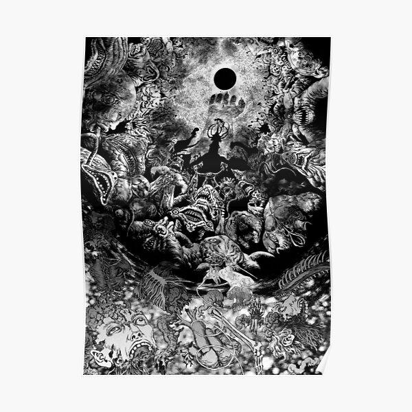 Berserk - Eclipse - Kentaro Miura Poster