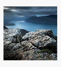 Lac du Bourget Impression photo