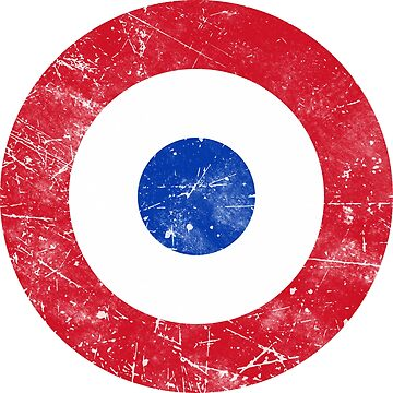 Paraguay Flag Roundel Air Force by quark