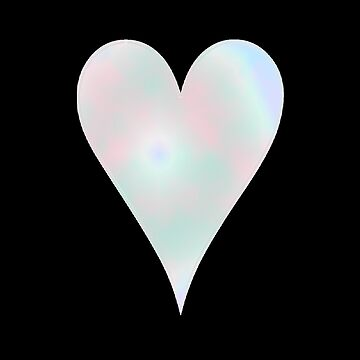 Opal Heart by Tucoshoppe
