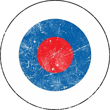 Slovenia Flag Air Force Roundel by quark