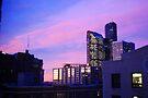 Stellar Seattle Sunrise by Tori Snow