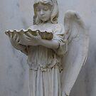 Baptismal Angel by Bernadette Watts