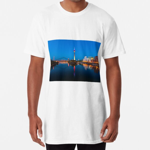 D/üsseldorf T-Shirt Beste Stadt Anti K/öln Gladbach