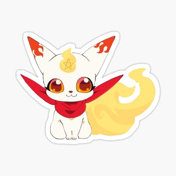 kinako Sticker