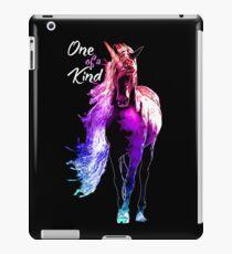 Vinilo o funda para iPad unicornio, raimbow, uno de los tipos