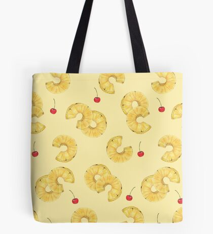 pine and cherry Tote Bag
