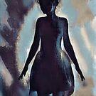 blue nightshade by Rebecca Tun