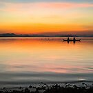Sunrise Silhouette - Coron Islands, Philippines by GypsySoulImages