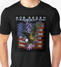 American Summer Tour Bob the Silver Seger Bullet Band  Unisex T-Shirt