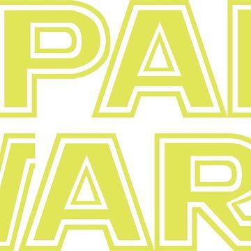 Spar wars funny t-shirt by RedYolk