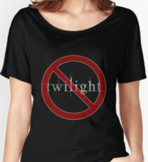 Anti-Twilight!!! Women's Relaxed Fit T-Shirt