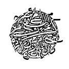 Arabische Kalligraphie 3 von Aris86
