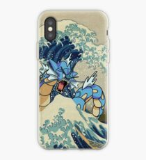 The Great Wave Off Gyarados iPhone Case