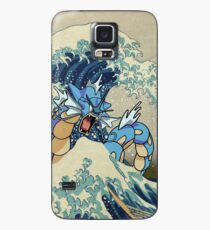 The Great Wave Off Gyarados Case/Skin for Samsung Galaxy