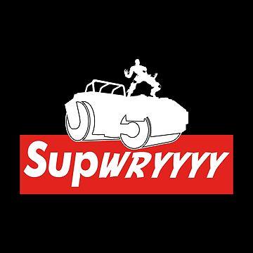 SupWRYYYY by CCCDesign