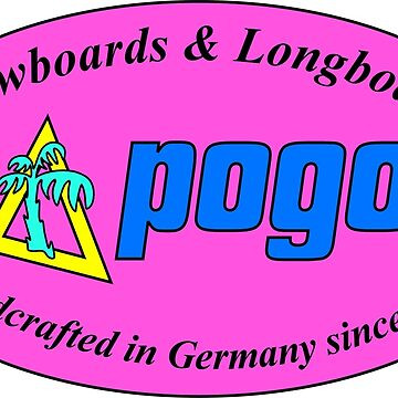 Pogo Snowboards & Longboards by andreleichtfuss