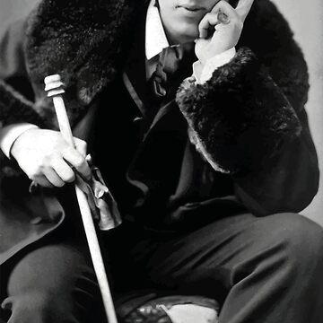 Oscar Wilde by opngoo