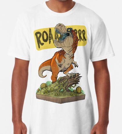 Rex Roars! Long T-Shirt