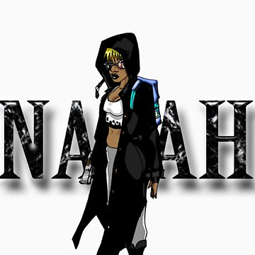 Najah IncogNegro by ProphDookie