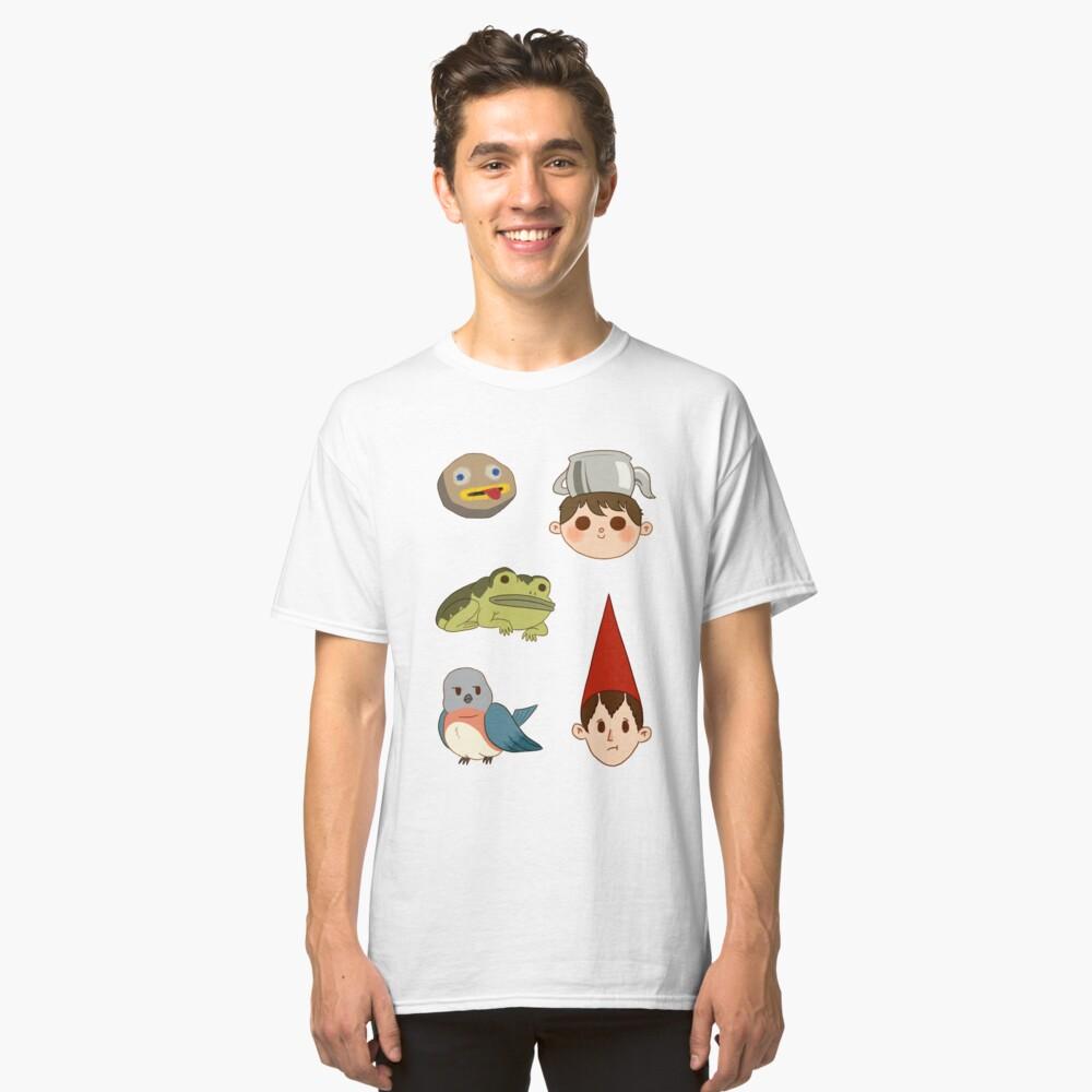 Over The Garden Wall - Set Classic T-Shirt