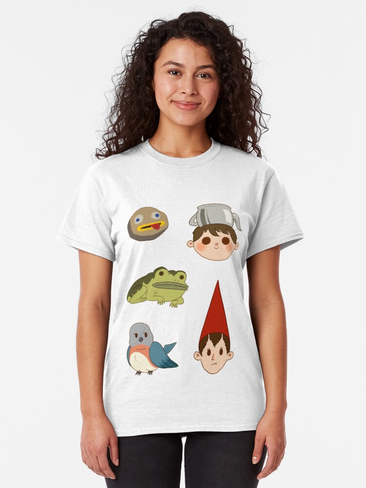 Alternate view of Over The Garden Wall - Set Classic T-Shirt