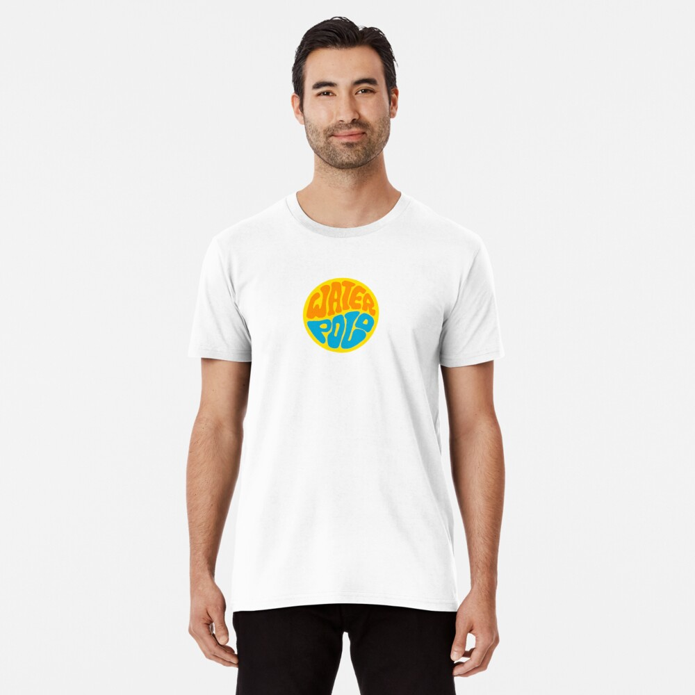 Wasser Polo Premium T-Shirt