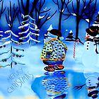 BFF's by WhiteDove Studio kj gordon