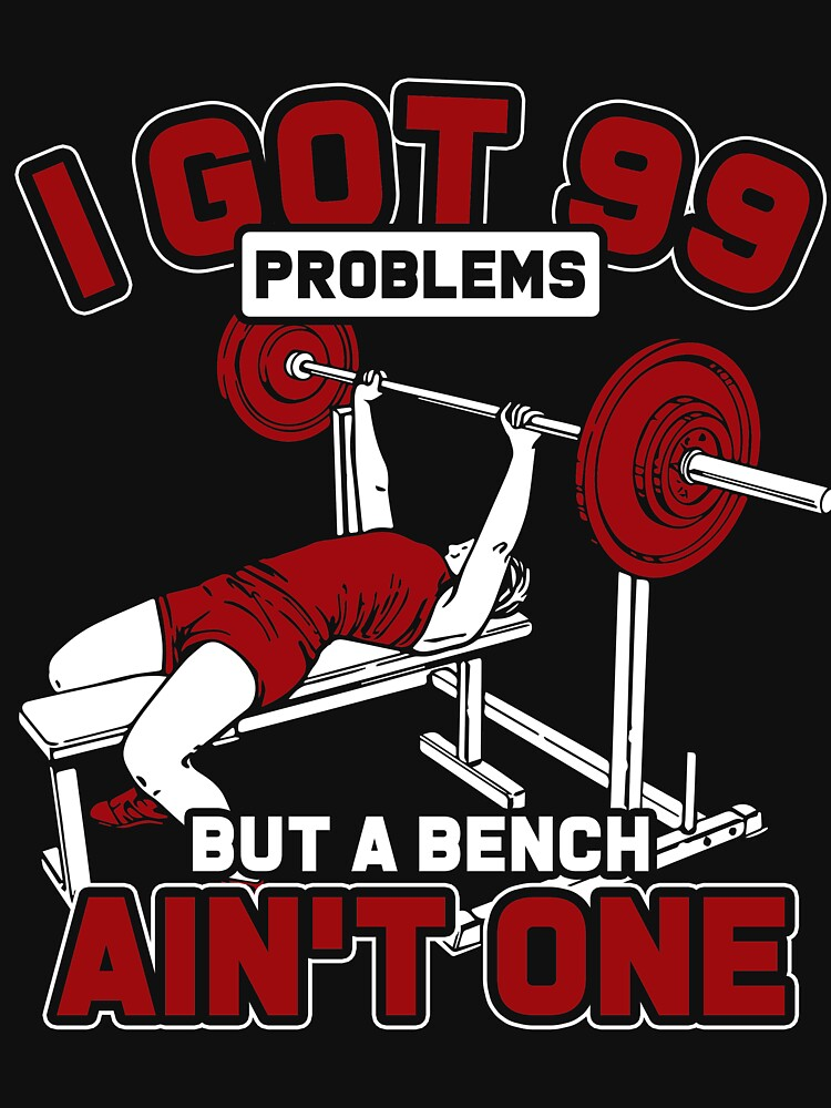 Bench press problems by GeschenkIdee