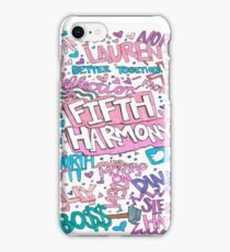 Fifth Harmony collage iPhone Case/Skin