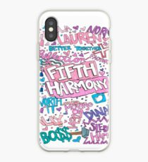 Fifth Harmony collage iPhone Case