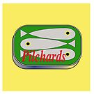 Pilchards by Edward Picot