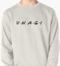 FRIENDS style UNAGI T Shirt Pullover