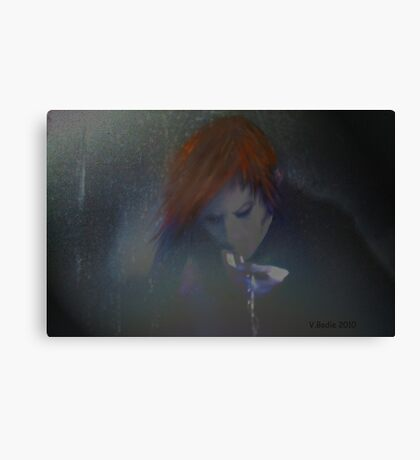 Drinking Water Canvas Print