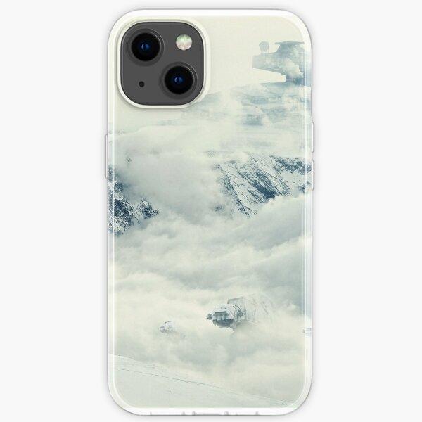 Frozen planet iPhone Soft Case