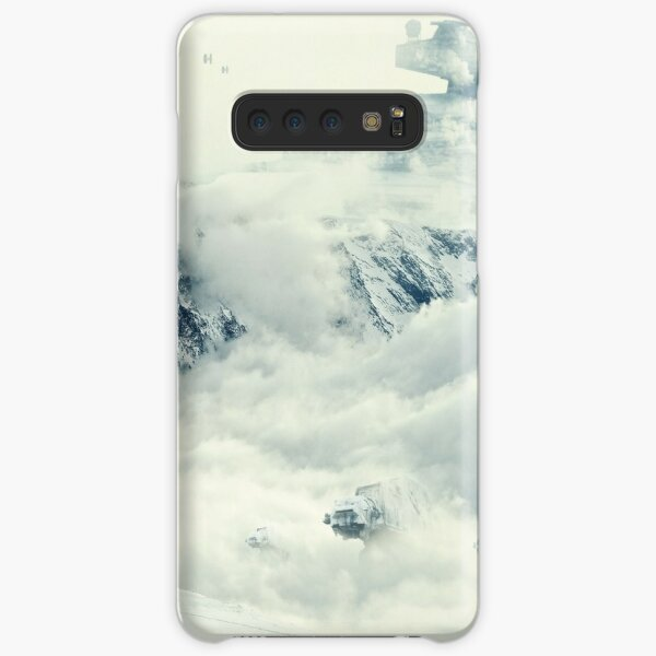 Frozen planet Samsung Galaxy Snap Case
