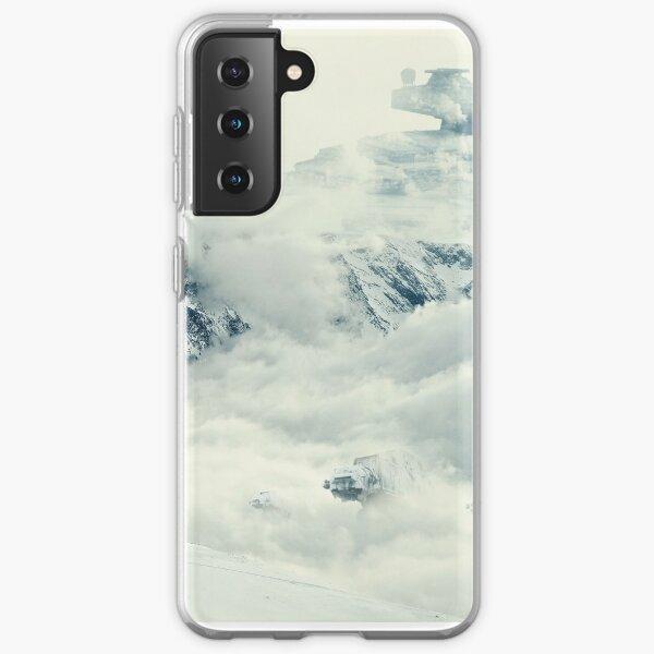 Frozen planet Samsung Galaxy Soft Case
