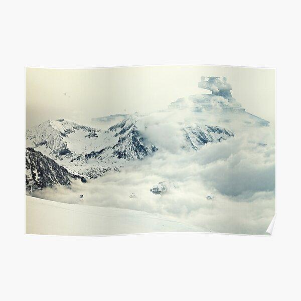 Frozen planet Poster