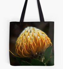 Protea (Native of South Africa) Tote Bag