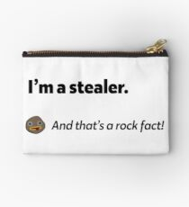 It's a rock fact! #3 Studio Pouch