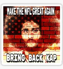 BRING BACK KAP Sticker
