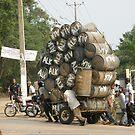 Transport. by Rune Monstad