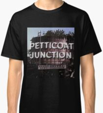 Petticoat Junction water tower Classic T-Shirt