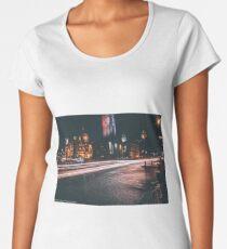 Long Exposure Women's Premium T-Shirt