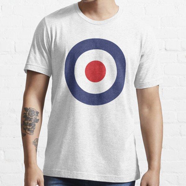 Mod 60s Pop Art Target Essential T-Shirt