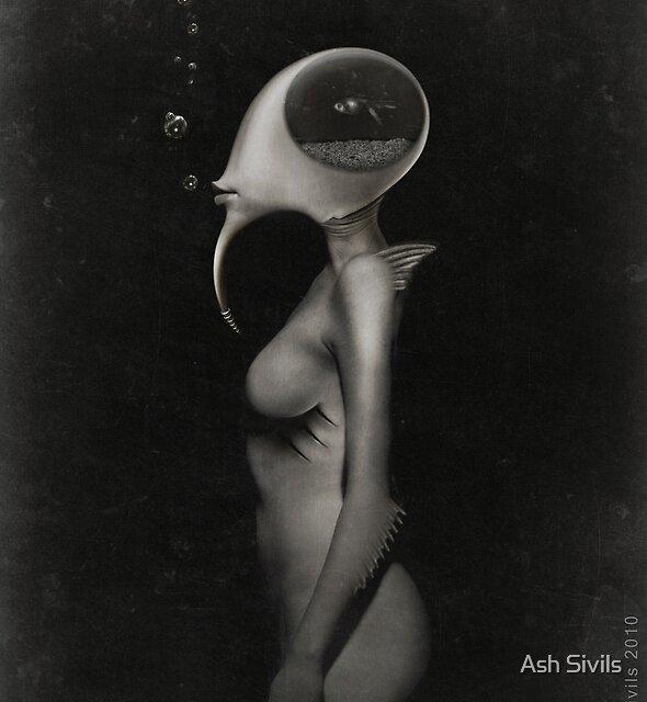 Aquarium  by Ash Sivils