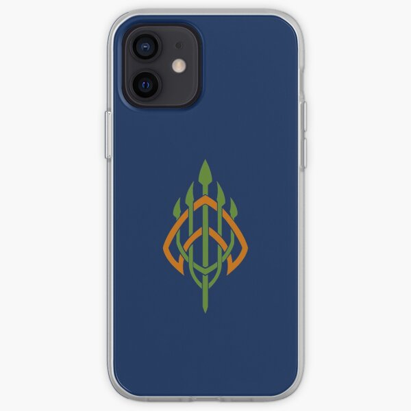 Aqua iPhone Soft Case