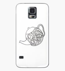 Loose Leaf tea pot Case/Skin for Samsung Galaxy